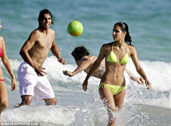 Image Gallery Nadal Wife Rafael Nadal Girlfriend Rafael Nadal Tennis Photography