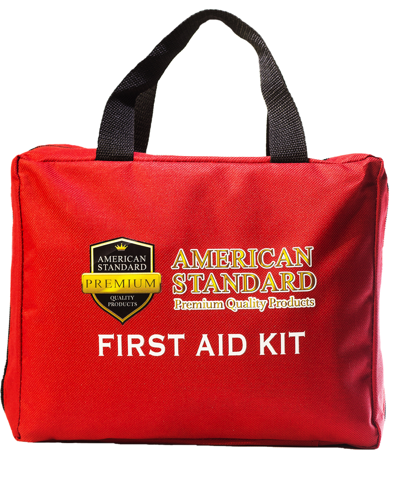First Aid Kit Emergency Medical & Survival Bag OSHA