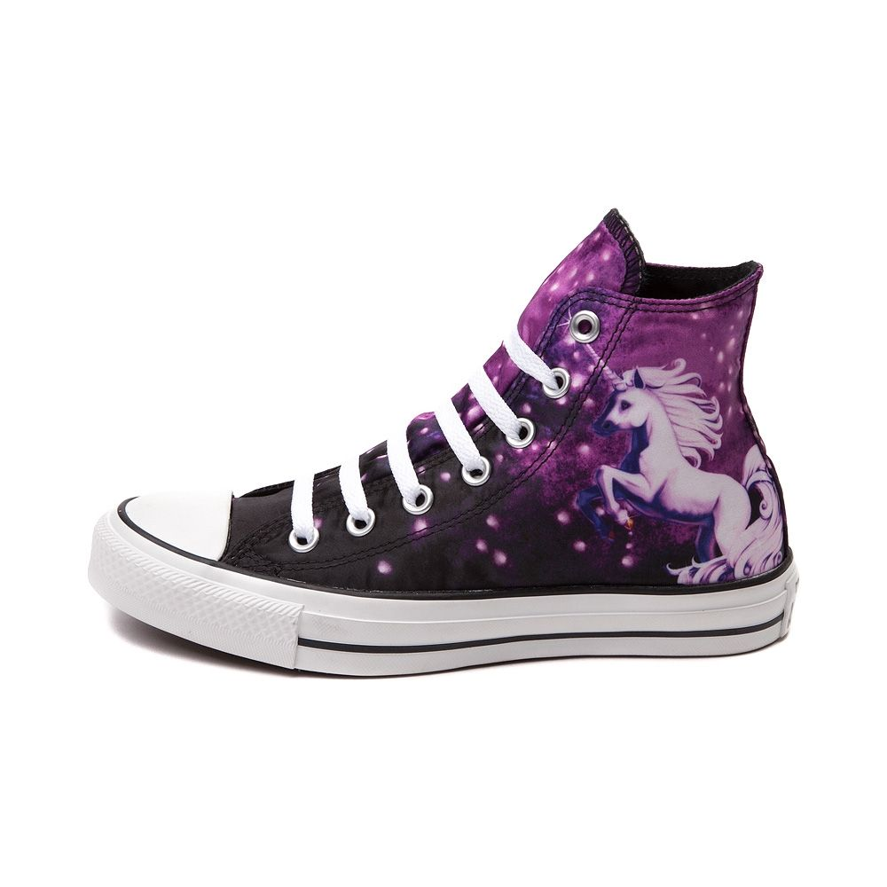 6ae649ea842 Womens Converse All Star Hi Unicorn Sneakers