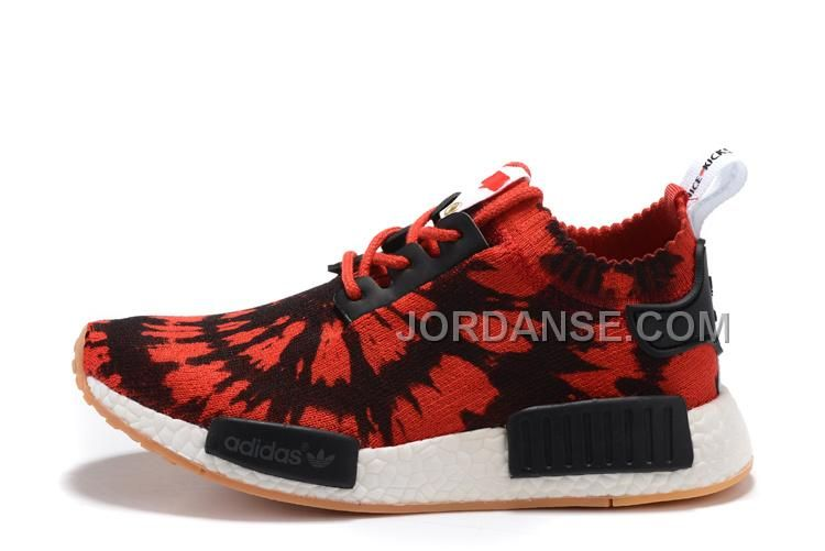 721e6ea797f8c ADIDAS NMD R1 PK RED BLACK WHITE MEN WOMEN S 125 NEW RELEASE Only 61.00€