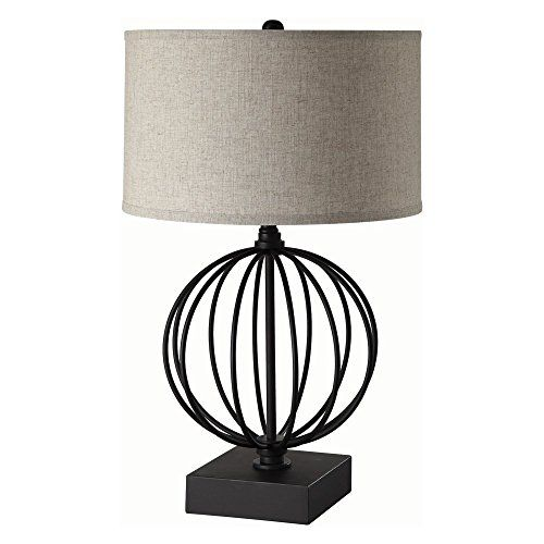 Coaster Company of America 902966 Table Lamp (With images) | Elegant table lamp. Lamp. Table lamp
