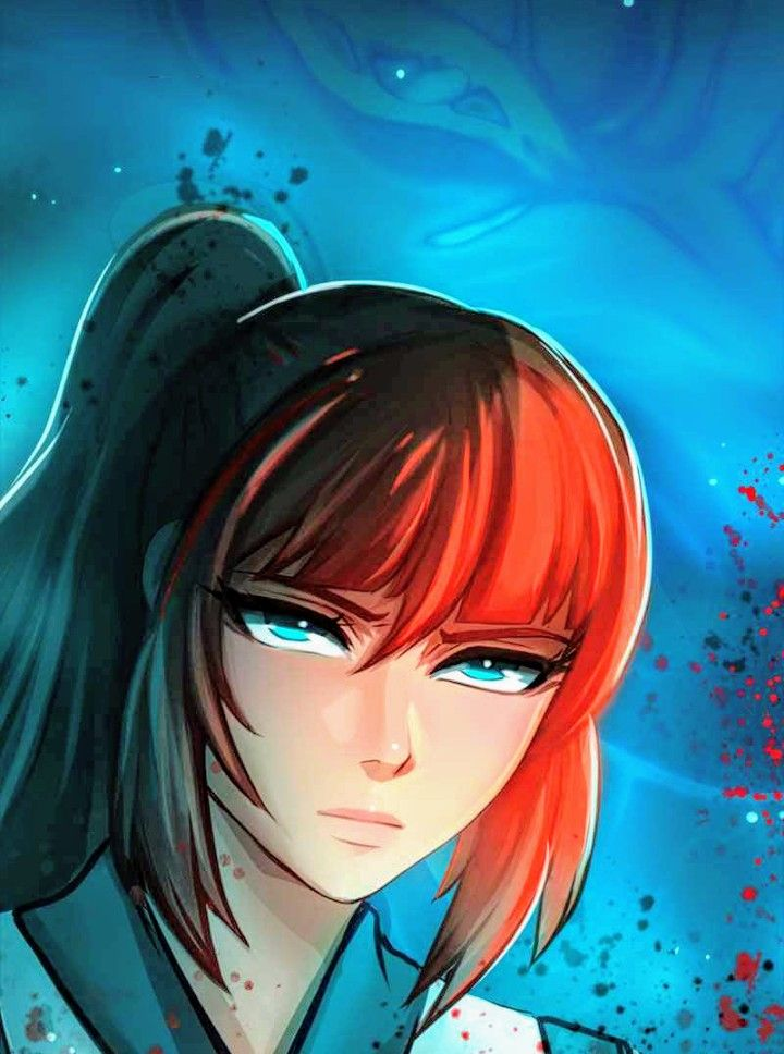 Clove subzero webtoon anime webtoon webtoon comics
