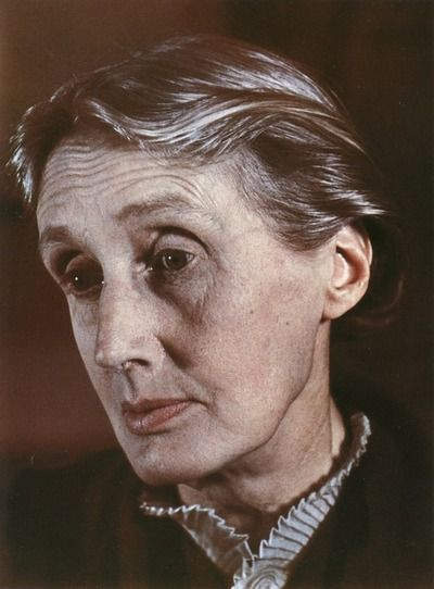"Virginia Woolf by Gisèle Freundvia    ""For she had come to feel that it was the only thing worth saying - what one felt. Cleverness was silly. One must say simply what one felt.""  Mrs.Dalloway"