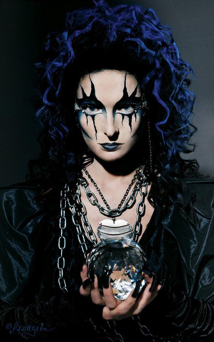 Makeup, cruelty (With images) Fallen angel, Rave makeup