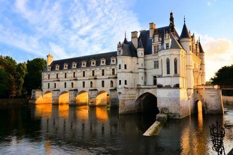 Una Ruta En Coche Por 10 Castillos Imperdibles Del Valle Del Loira Francia Http Viajes 101lugaresincreib Valle Del Loira Castillos Del Loira Rutas En Coche