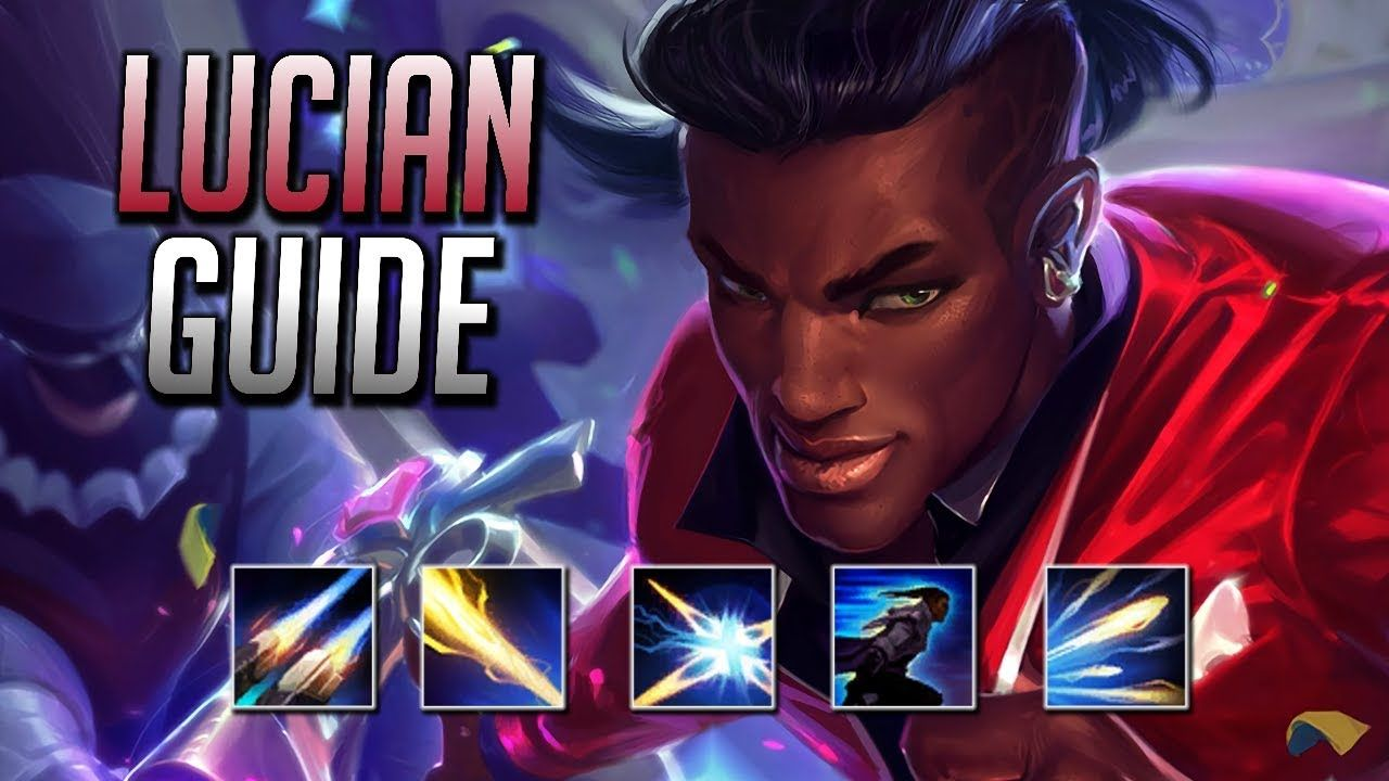 Lucian Build Guide : Master Tier In-Depth ADC Lucian Guide