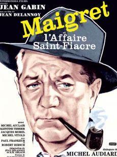 Maigret Et L Affaire Saint Fiacre Film Film Culte Francais Film Classique