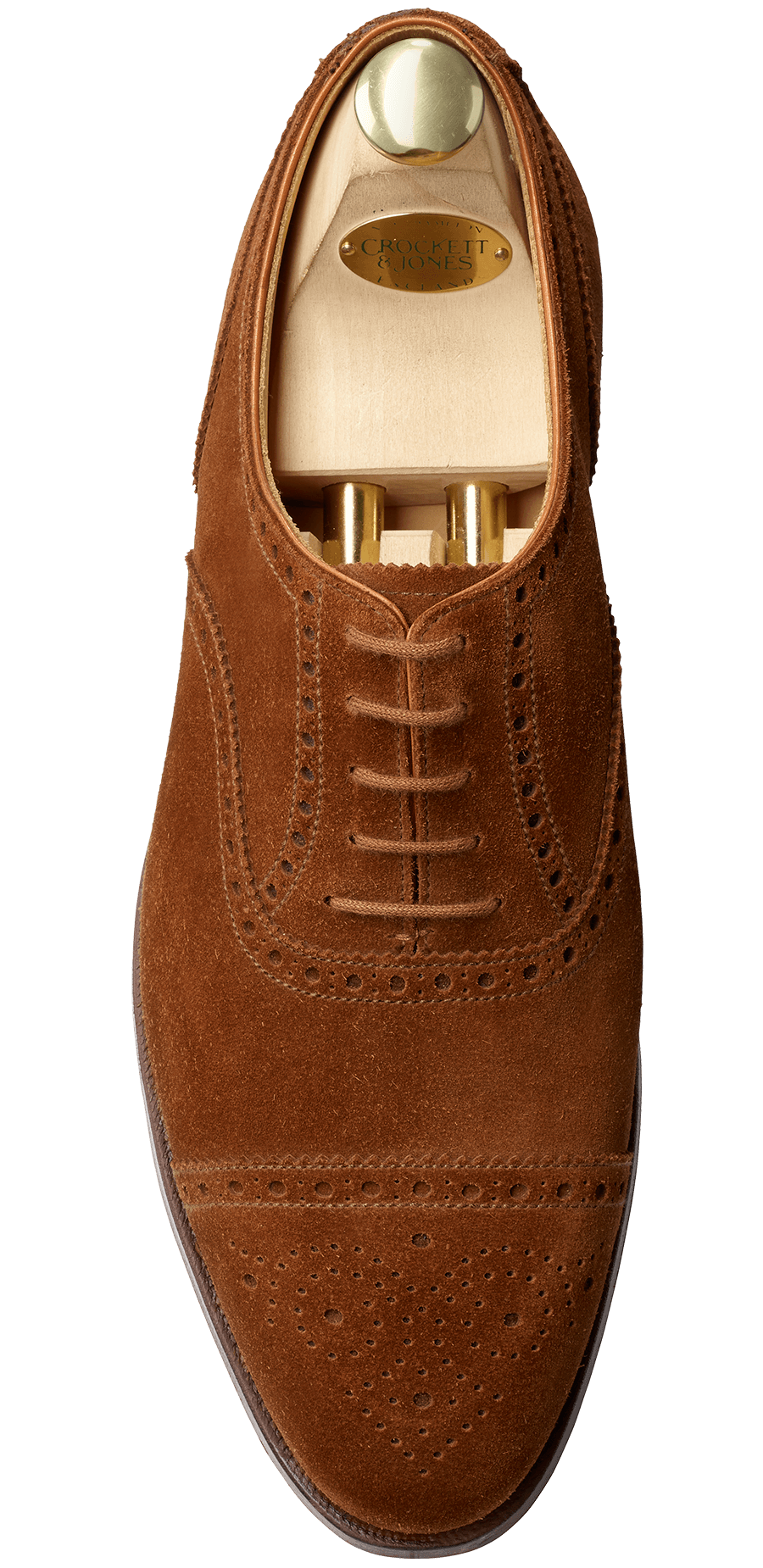 b2d43c93cd8 Westfield Tobacco Suede | Crockett & Jones | Footwear | Suede shoes ...