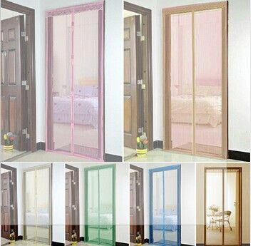 Mosquito Curtain Magnetic Screen Door 8 46 From Aliexpress