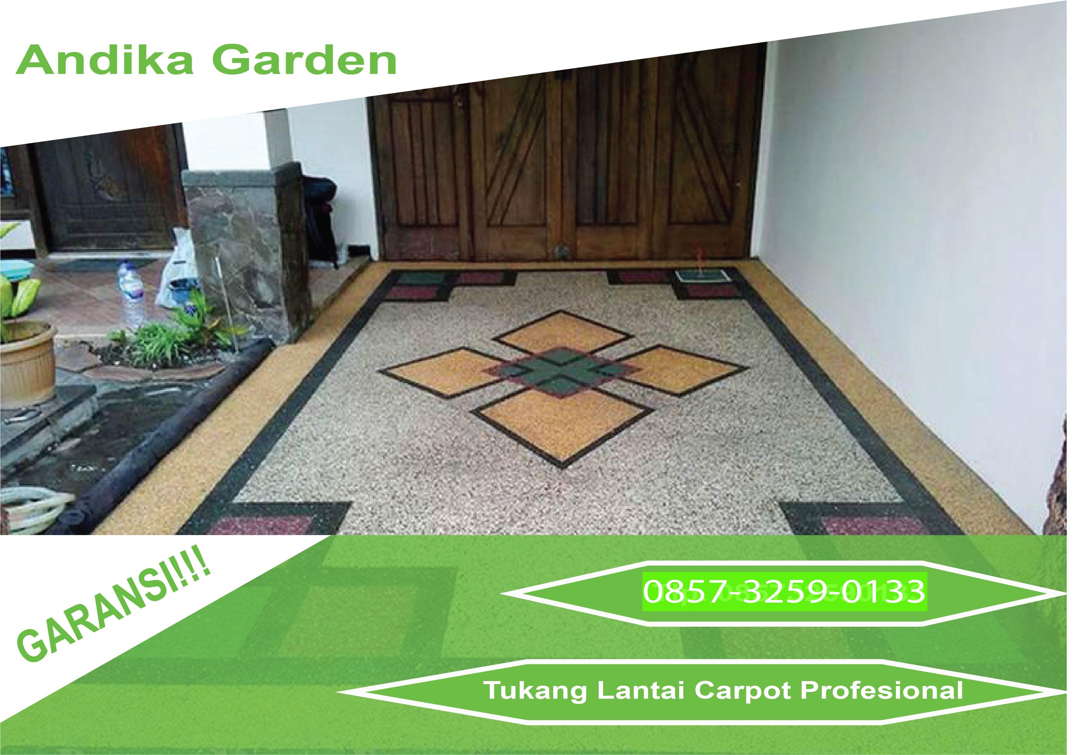 Keramik Lantai Carport Minimalis, WA 085732590133