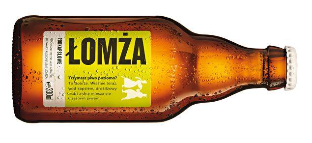 Łomża Podkapslowe Beer
