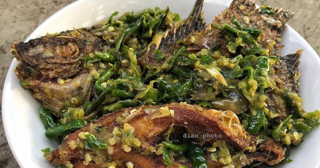 Resep Nila Sambal Ijo Sederhana Enak Ala Resto By Dianayupuspitasari Resep Ikan Resep Memasak
