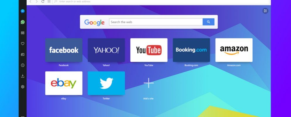 Opera Reborn Adds Easy Access to Messaging Apps | #Music