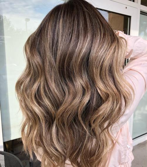 20 fabelhafte braune Haare mit blonden Highlights sieht zu lieben 20 fabelhafte braune Haare mit blonden Highlights sieht zu lieben