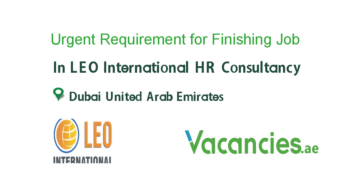 Urgent Requirement For Finishing Carpenter Marketing Jobs Job Helper Jobs