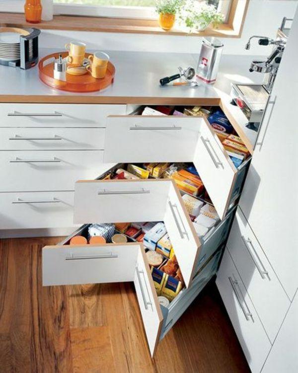 Astuce rangement cuisine - comment faire la meilleur combinaison - rangement salle a manger