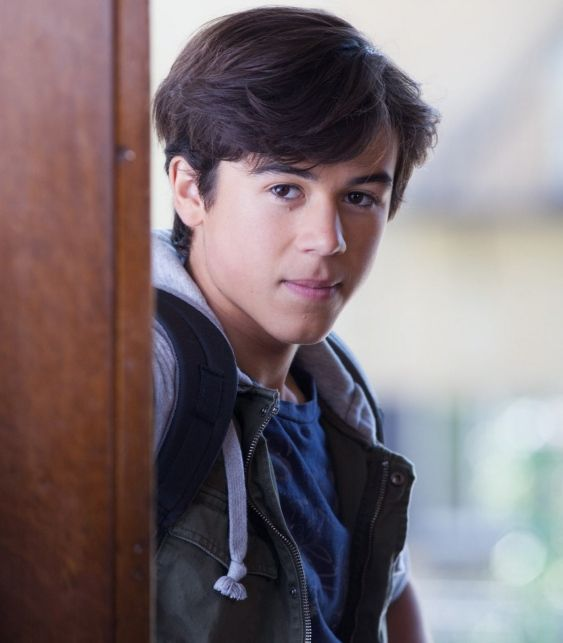 keean johnson movies and tv shows