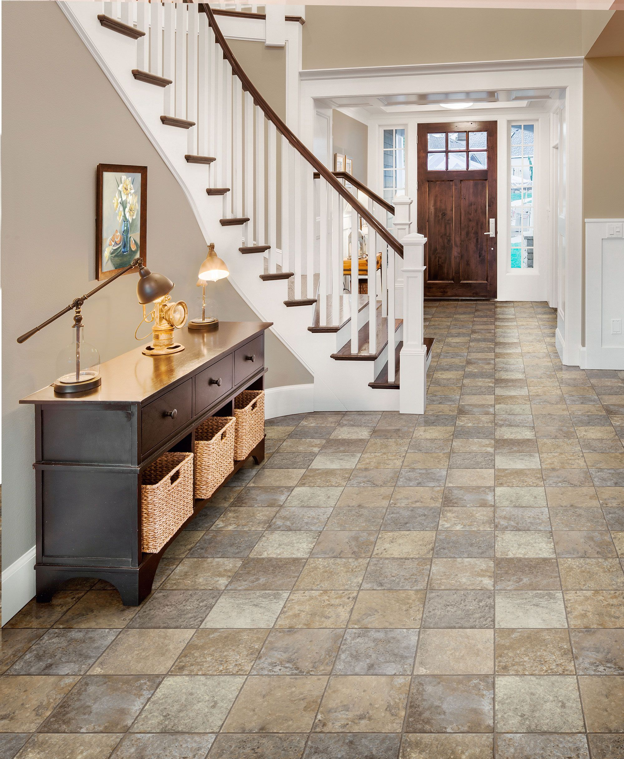 AirStep Evolution Cozumel Jetty House flooring