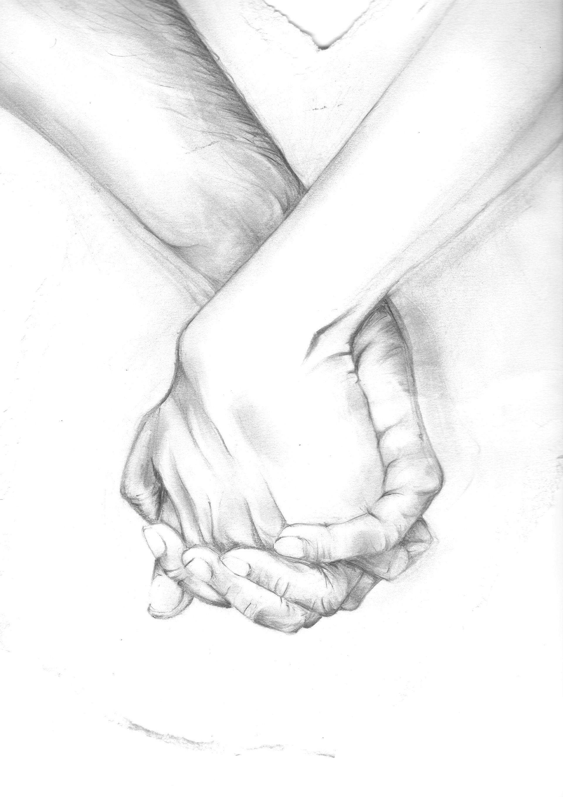 Pin By Barnettex On My Folder Holding Hands Drawing How To Draw Hands Body Image Art