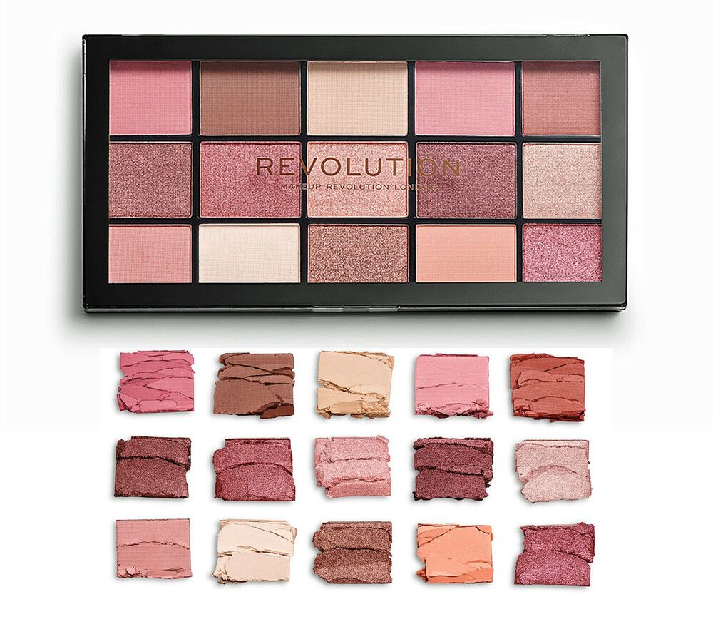 Makeup Revolution Eyeshadow Palette ReLoaded Provocative