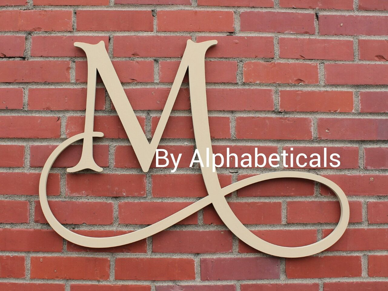 Wooden Letters For Nursery Girl Boy Baby Name Signs Alphabeticals