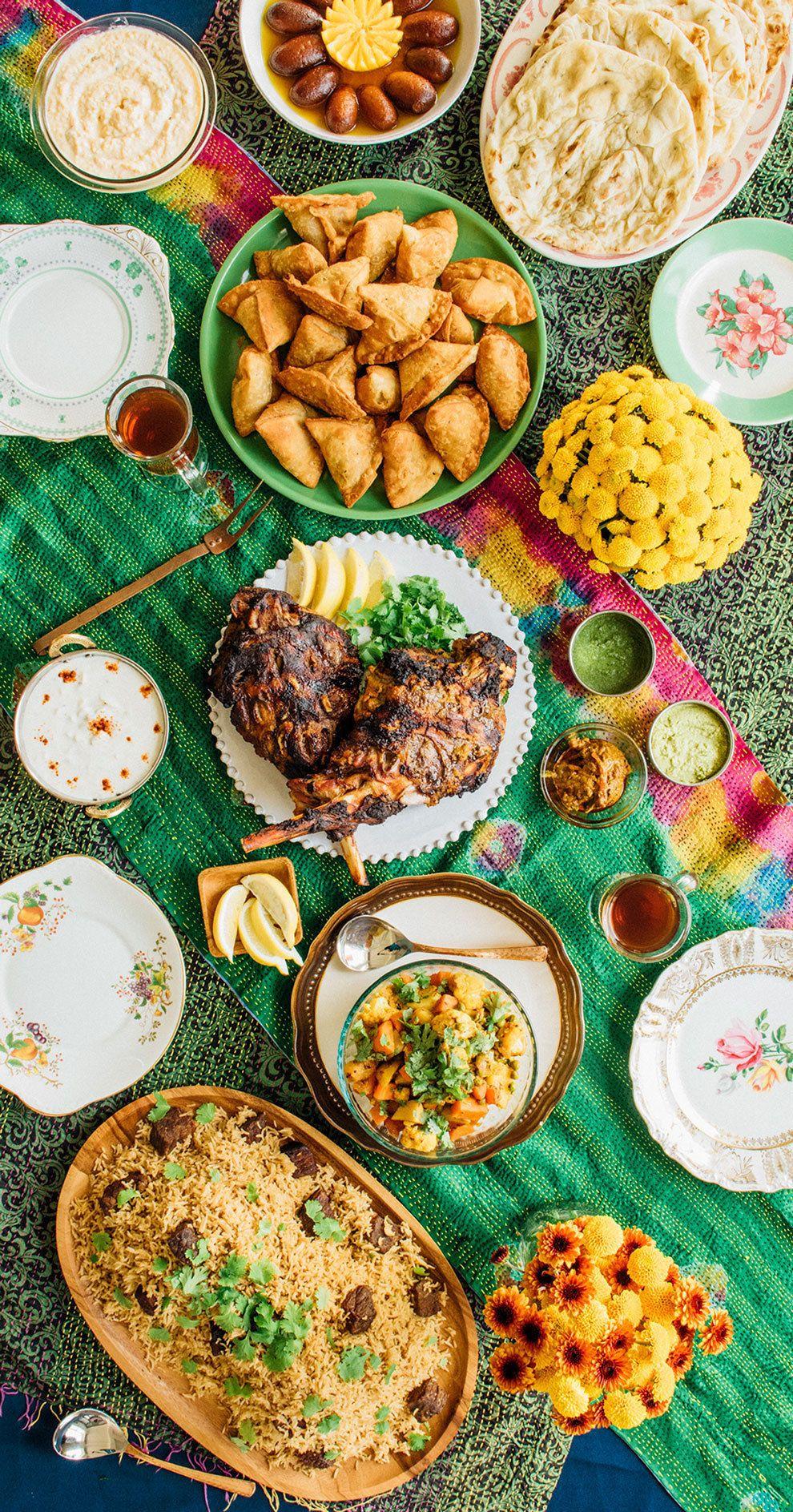 How I Learned To Celebrate Eid Al Adha In America Eid Food Ramadan Recipes Recipes
