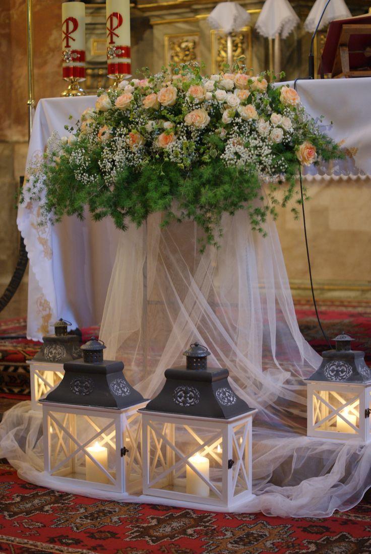 Image result for arreglo de flores para boda iglesia - Arreglos de flores para bodas ...