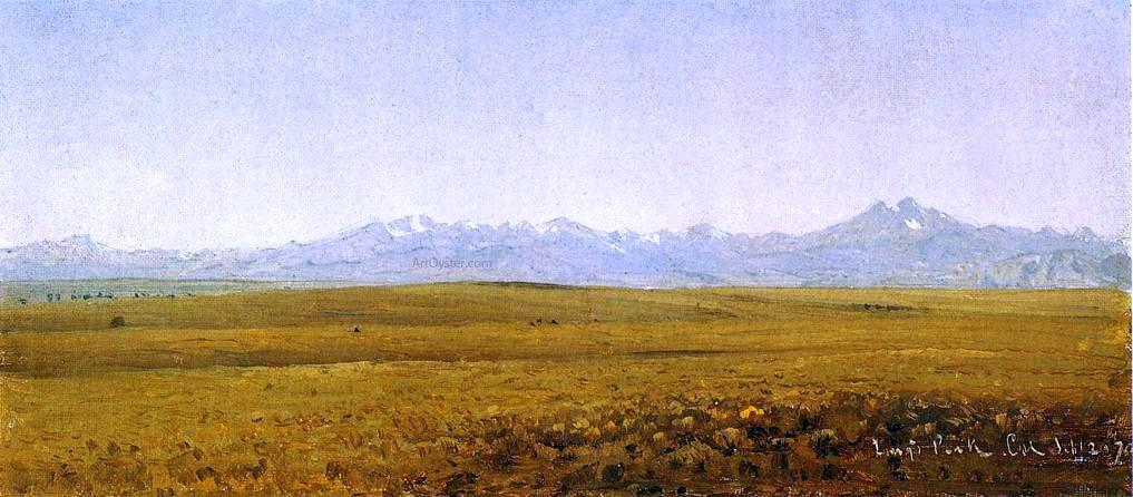 Long's Peak, Colorado http://www.paintingsrays.com/ http://www.paintingsrays.com/subjects/cities/usa/long-speakcolorado.html