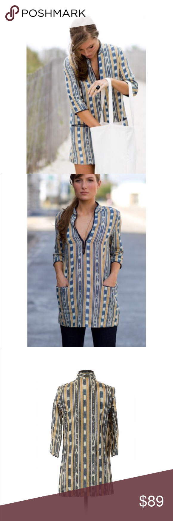 Emerson fry lkat tunic Made of cotton  Very comfy ! Emerson Fry Dresses Mini #emersonfry