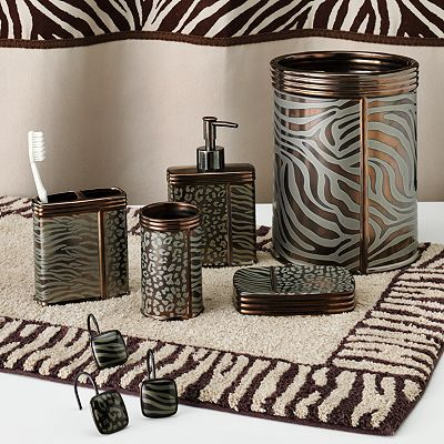Animal Print Bathroom Home Animal Print Bathroom Home