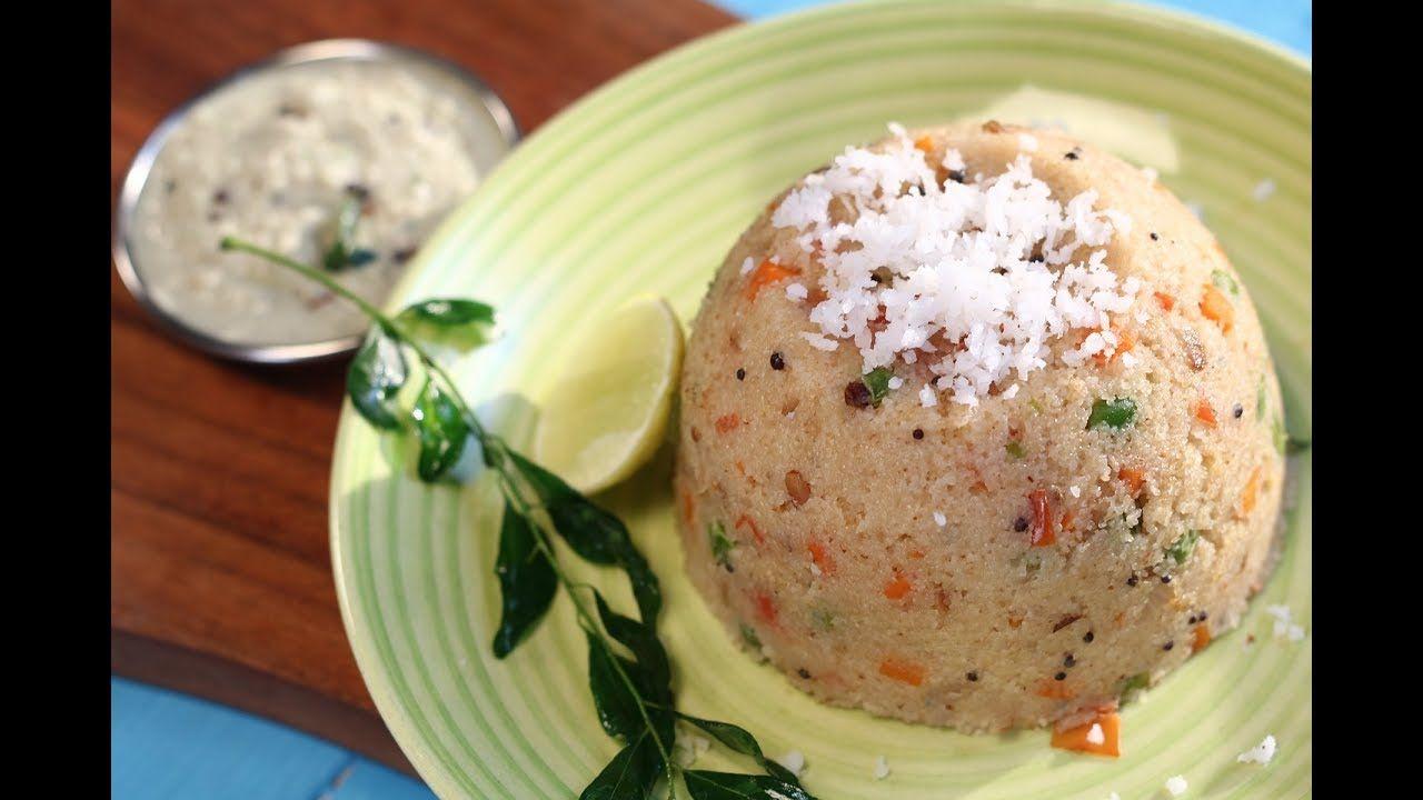 Upma Breakfast With Chef Afraz Sanjeev Kapoor Khazana Youtube Breakfast Recipes Brunch