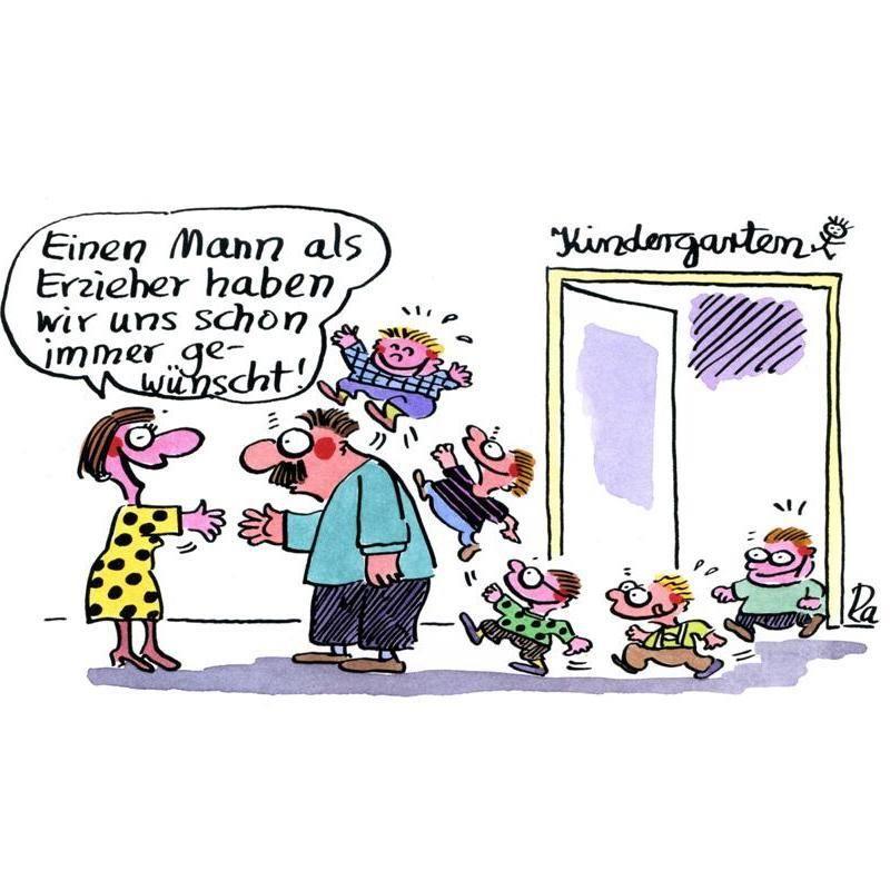 Quelle/Cartoonistin: Renate Alf | pferdle und äffle ...