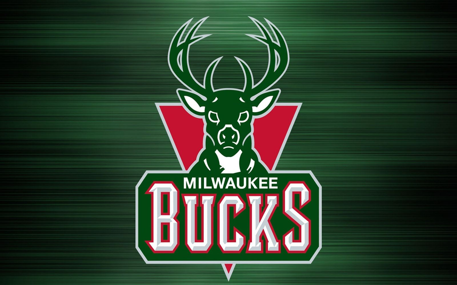 Milwaukee Bucks 2013 NBA Logo Hd Desktop Wallpaper
