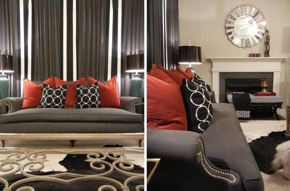 Mr Goodwill Hunting Rashon Carraway Living Room HGTV DesignHappens Amazing Design