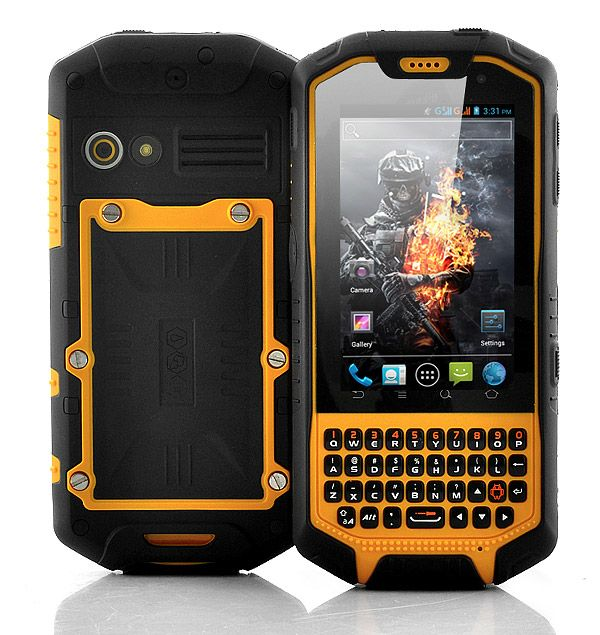 Runbo X3 Rugged Phone Wants To Be The