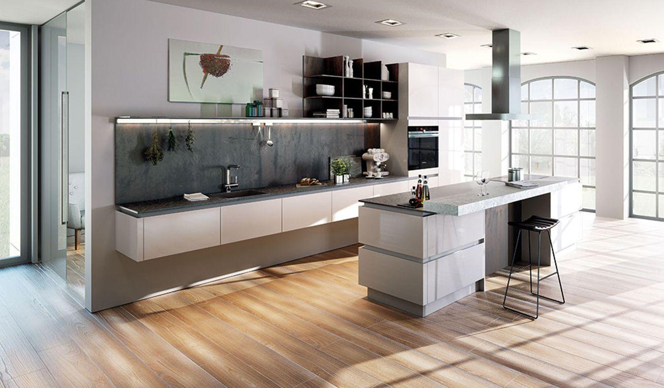 Rotpunkt Kuchen   Elements Kitchen Design   Kitchen design ...