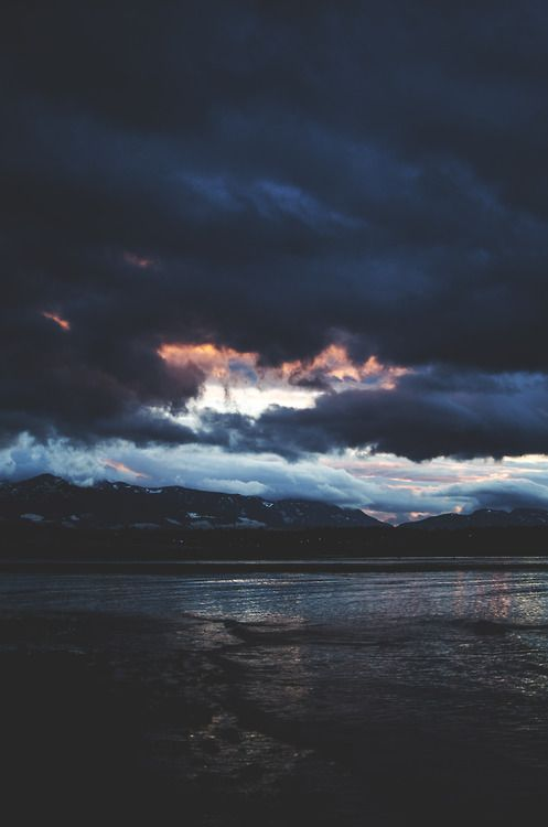 And You Were All Around The Edges Of My Darkness Dancing Like The Fire Of Morning As You Burned Away My Fears Grunge Photography Nature Clouds
