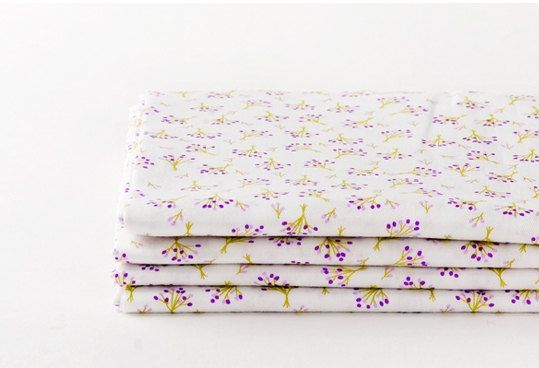 cotton 1yard 44 x 36 inches 1Y Fabric Pack 26  by cottonholic, $13.60