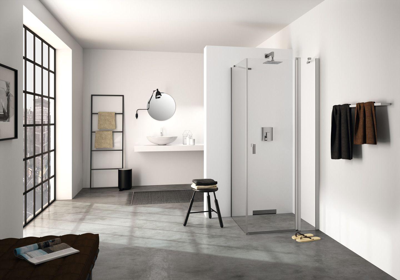 Sie Legen Wert Auf Ein Zeitlos Schones Bad Mit Gewissen Extras Dann Treffen Sie Mit Der Duschkabine Huppe Design Pure Duschkabine Dusche Badezimmer Trends
