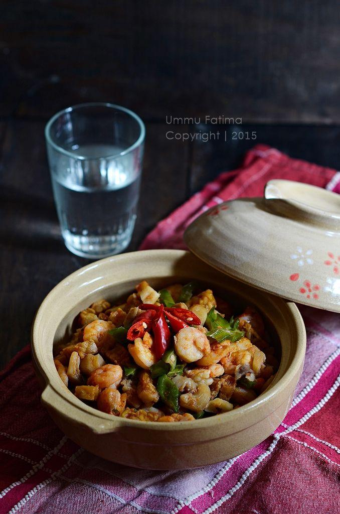 Simply Cooking And Baking Tumis Kecipir Udang Tempe Jamur Tiram Memasak Tumis Makanan