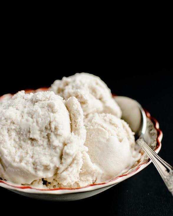 Vegan Vanilla Ice Cream Recipe   Yummly