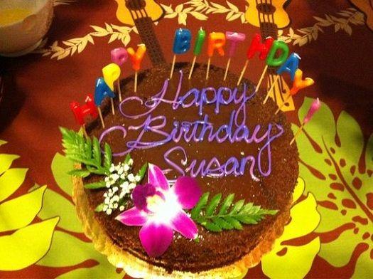 Happy Birthday Susan Cake Image Happy Birthday Susan Happy