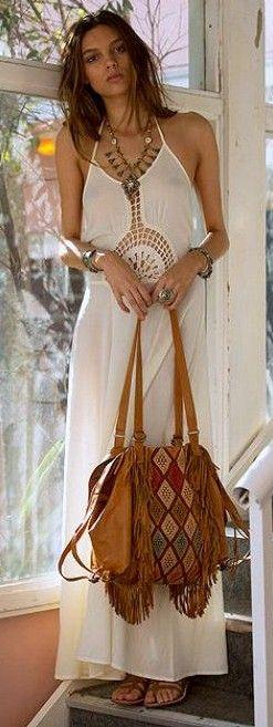 Boheme style ♥✤ | KeepSmiling | #lovemelrose #ootd #streetstyle #fashion #trends #best #blogger #model #blonde #lookbook