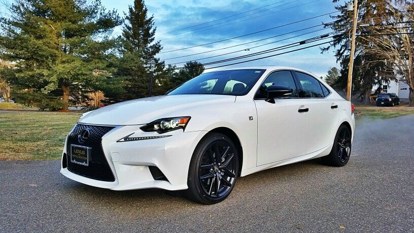 """LEXUS IS250 SPORT ! If I had to drive a """"car"""" this would"""