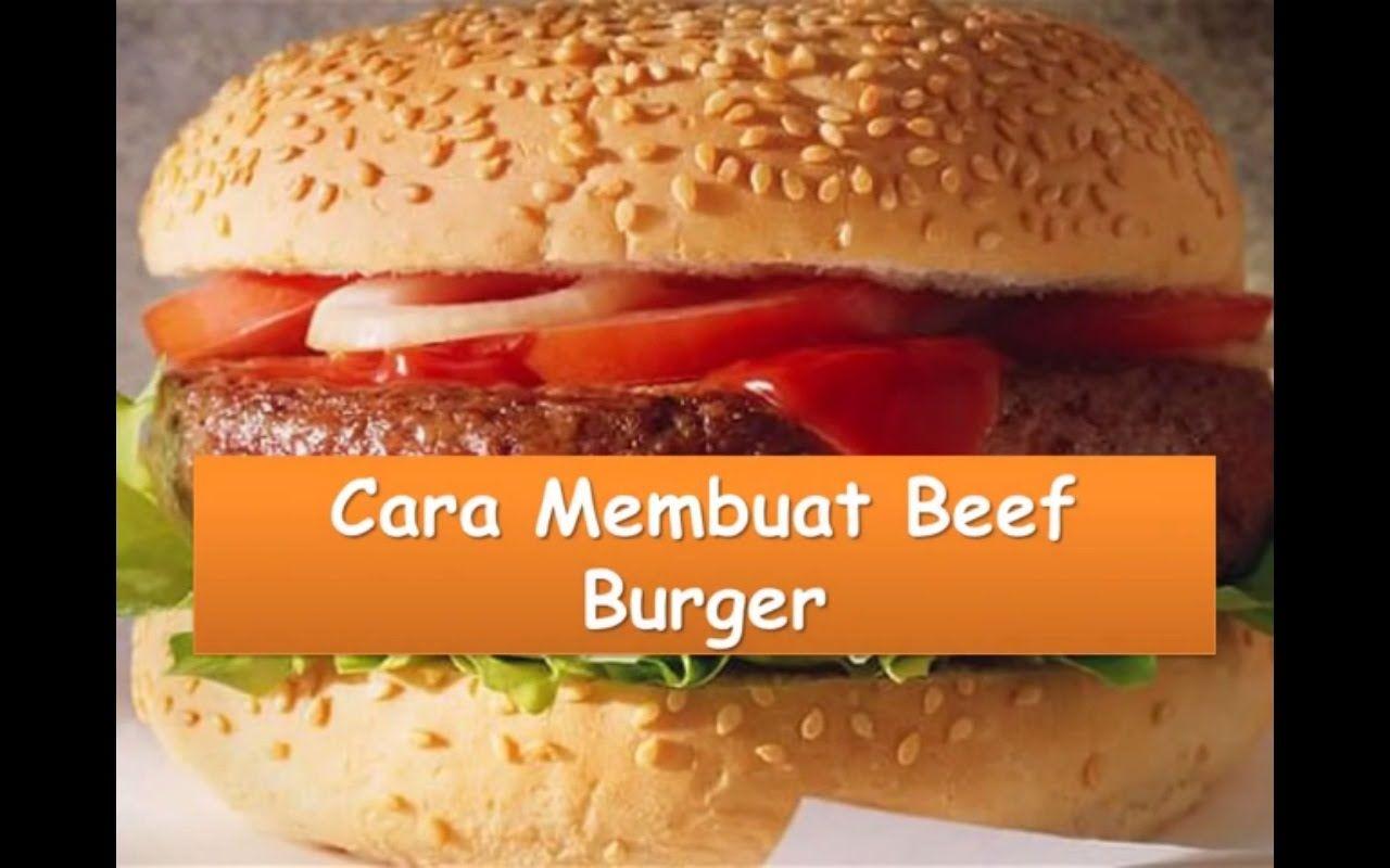 Pin By Wawan Darmawan On Nyok Masak Hamburger Ethnic Recipes Food