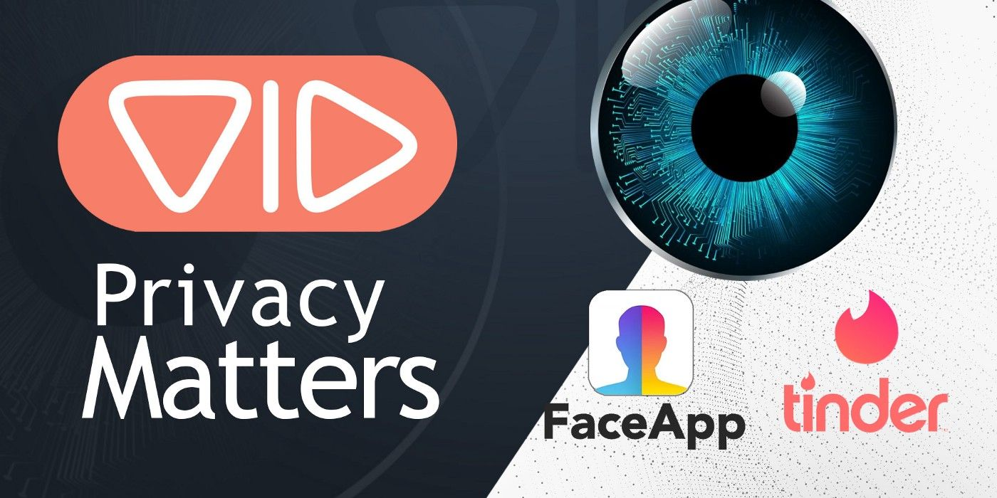 FaceApp and Tinder Cases Journal app, Facial recognition