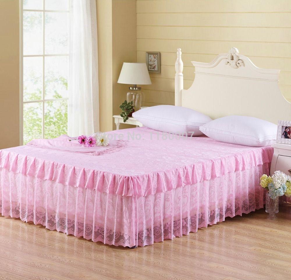 Ruffle para camas de ni as buscar con google accesorios para bebes pinterest colchas - Accesorios para camas ...