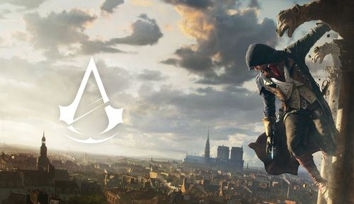 arno victor dorian and assassin´s creed unity image