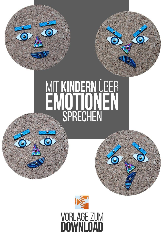 Mit Kindern über Emotionen sprechen – kostenloser Download ...