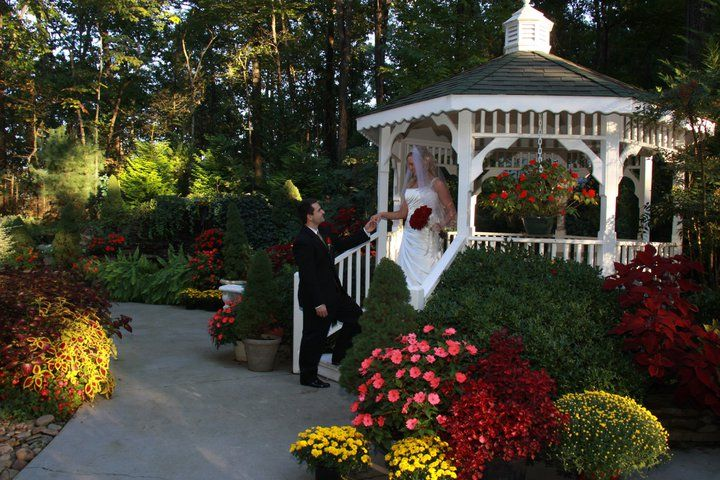 Great landscaping required chapel at the park gatlinburg